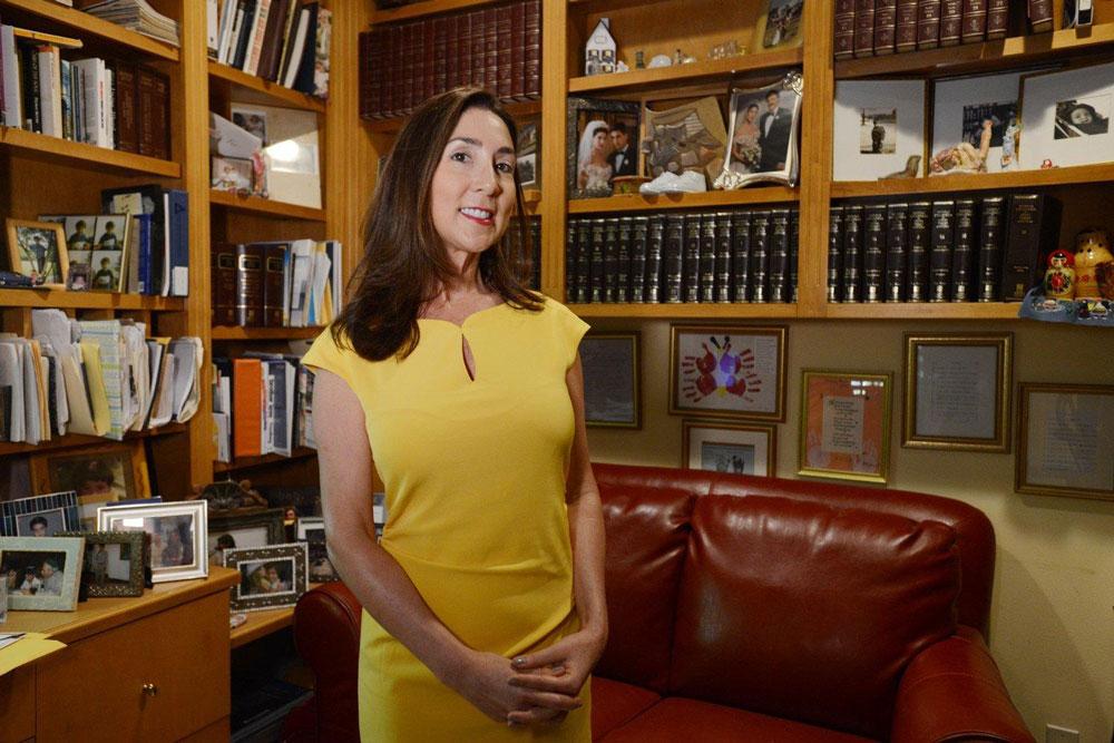 Aileen Josephs, la abogada de los inmmigrantes